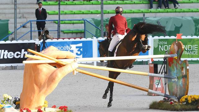 Creativity and a sense of place in Jumping obstacles