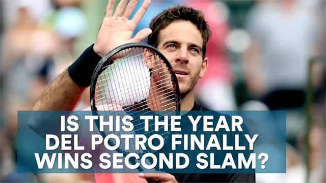 Is this the year Del Potro wins second Slam?