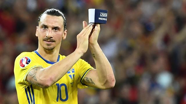 """Ibrahimovic: Chance auf WM-Teilnahme ist """"himmelhoch"""""""