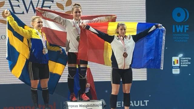 România ajunge la cota 11 – medalii pentru Dumitrașcu, Penciu și Grigoriu în ziua a treia