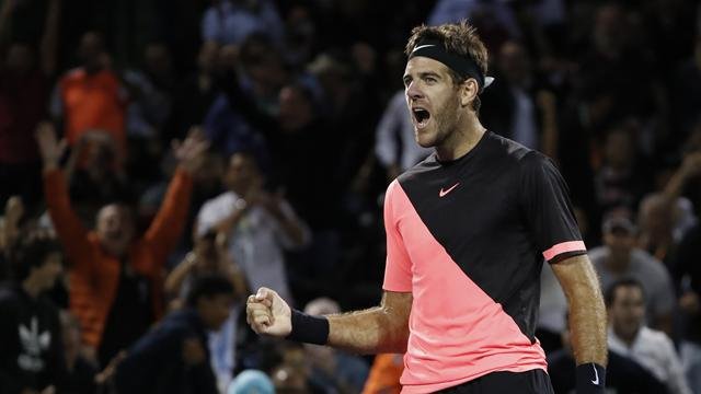 Del Potro: 'I will try to be 100% for French Open'
