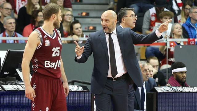 Nach Eurocup-Aus: FC Bayern trennt sich von Trainer Djordjevic