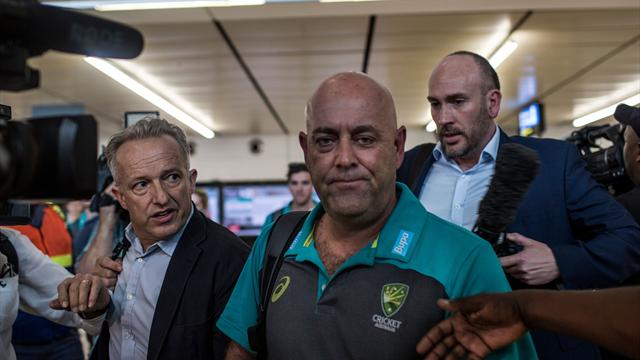 Lehmann quits as Australia coach over ball-tampering scandal