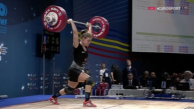 Loredana Toma confirmă – câștigă trei medalii de aur la 63kg