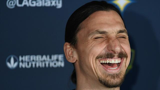 'Benjamin Button' Ibrahimovic ready to make his mark with LA Galaxy