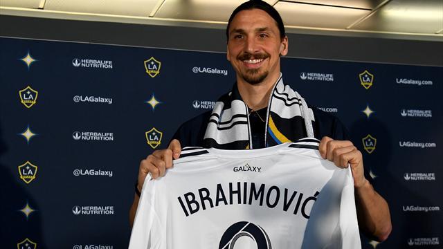 Ibrahimovic : «Ne vous préoccupez pas de mon âge»