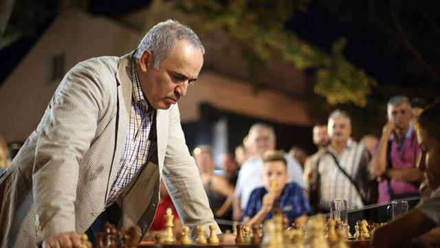 Гарри Каспаров призвал кбойкоту чемпионата мира пофутболу в РФ