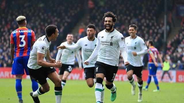 «Ливерпуль» одержал волевую победу над «Кристал Пэлас»