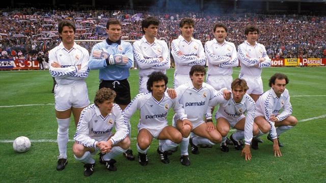 Les grands maudits de la C1 : Les regrets éternels du Real 1988