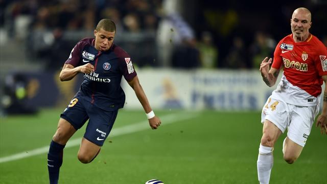Course, vista, passe caviar : Mbappé a régalé Di Maria pour le 2-0 du PSG