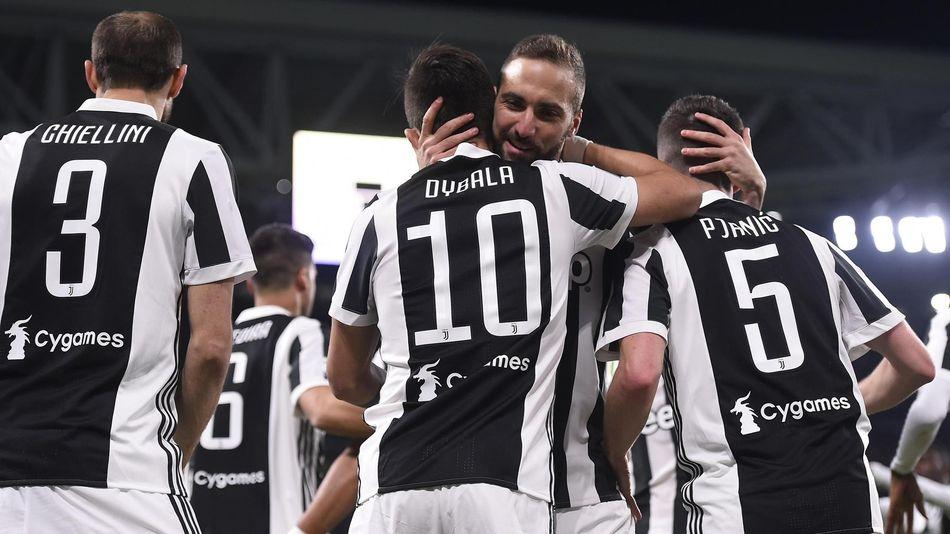 Dybala - Juventus-Milan - Serie A 2017/2018 - LaPresse
