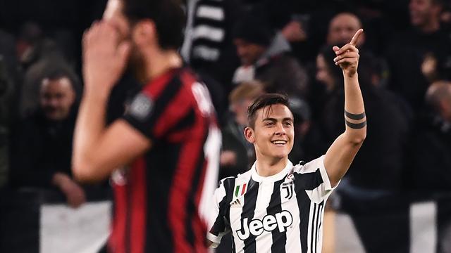 La Juve a eu Milan à l'usure pour reprendre ses aises