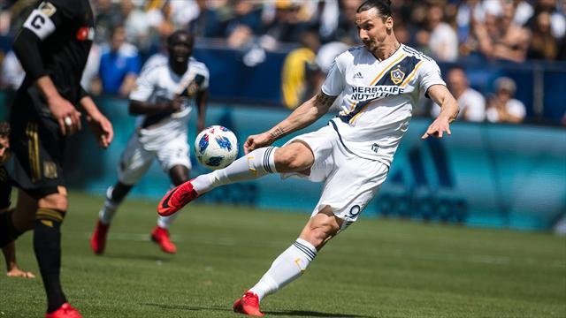 Volltreffer! Zlatans Top-10-Tore in der MLS