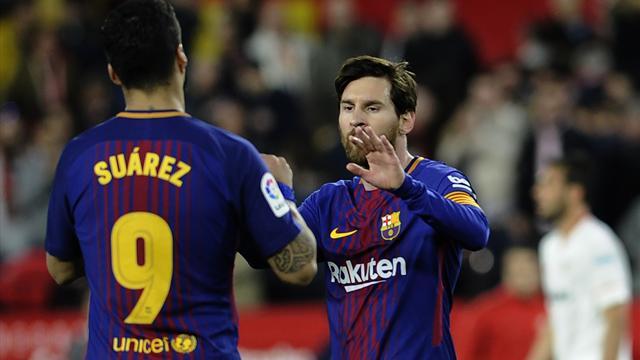 Et Messi a surgi…
