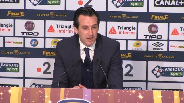 Emery : «Mbappé a joué pour faire mal à l'adversaire»