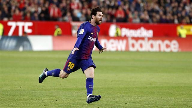 Italie, Angleterre ou Allemagne : quel pays est le plus victime de Messi ?
