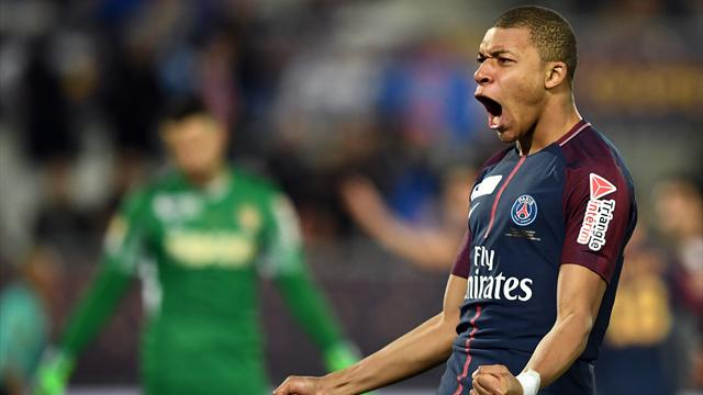 Paper Round: City ready £167m move for Mbappe