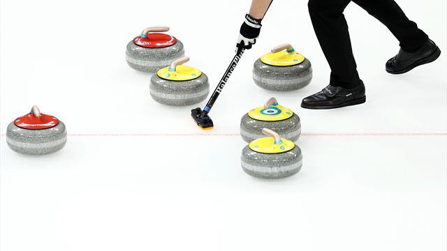 Deutsche Curlerinnen verlieren EM-Halbfinale gegen die Schweiz
