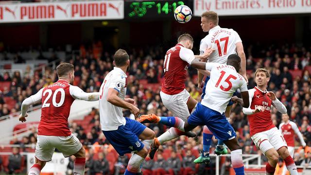Arsenal – Stoke EN DIRECT