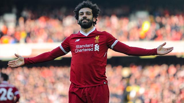 FIFA18-Update: Salah überholt sogar Ronaldo!