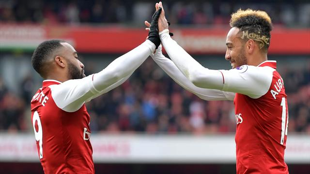 Wenger : «Lacazette et Aubameyang peuvent jouer ensemble»