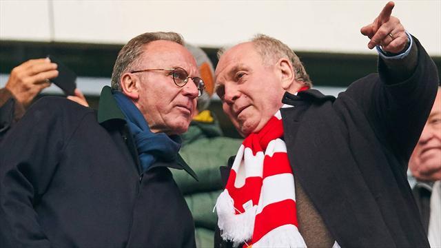 Der LIGAstheniker - Die heikle Gratwanderung des FC Bayern