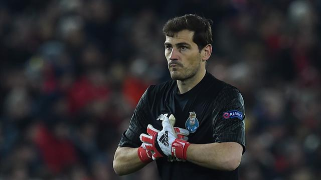 Casillas dispute le 1000e match de sa carrière