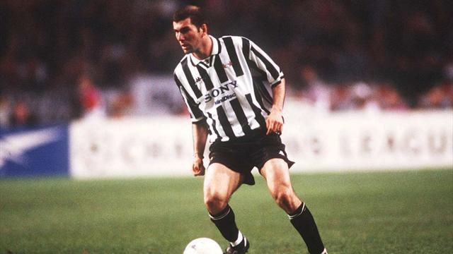 Zidane a laissé la Juve sur sa faim