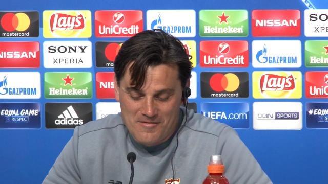 Montella : »Le Bayern n'est pas habitué à se battre contre des équipes qui ont la possession»