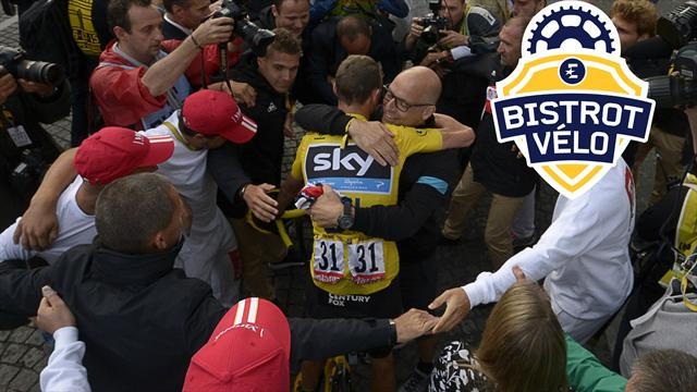 """Duval : """"S'il y a des preuves sur Froome, l'UCI les a…"""""""