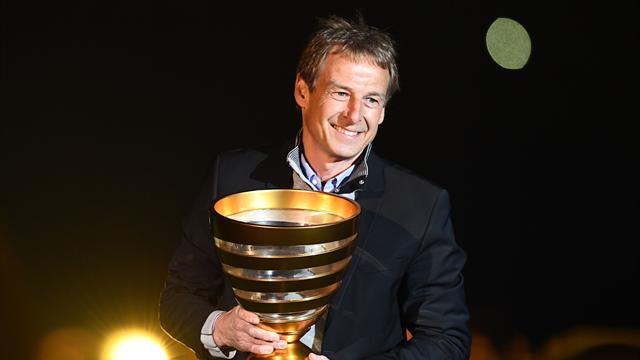 Klinsmann sur le banc des Canaris, Djorkaeff en coulisses ?