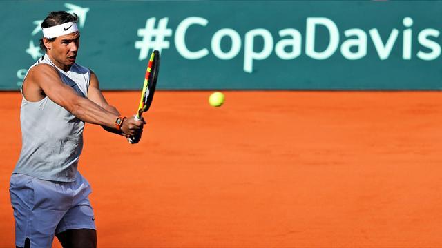 España y Alemania se citan por un lugar en semifinales — Copa Davis