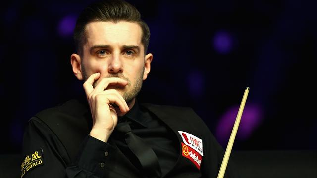 Selby holds off Wilson to set up China Open final with Hawkins