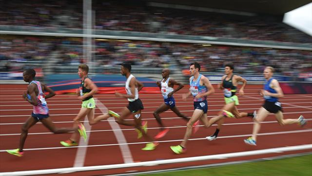 Watch the Diamond League LIVE on Eurosport Player
