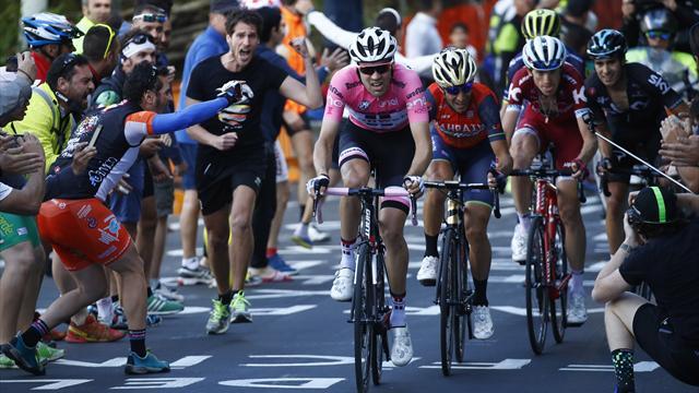 Watch the Giro d'Italia LIVE on Eurosport Player