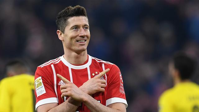 Bayern golea al Hannover, antes de la visita del Real Madrid