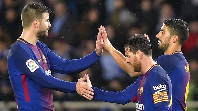 Pour le Barça, l'Histoire doit passer par Leganés