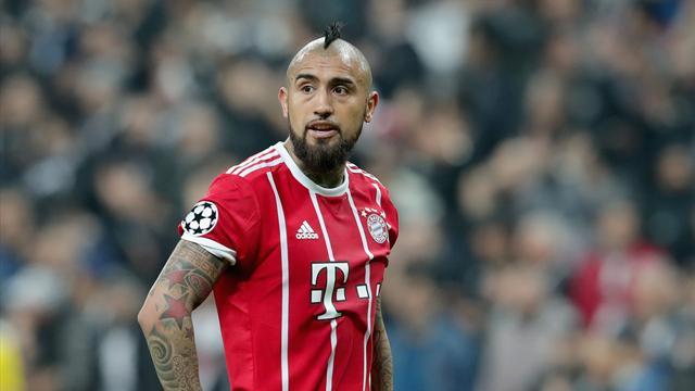 Opéré lundi, Vidal met un terme à sa saison