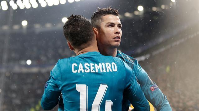 Ronaldo express : L'ouverture du score après 3 minutes du Real face à la Juve