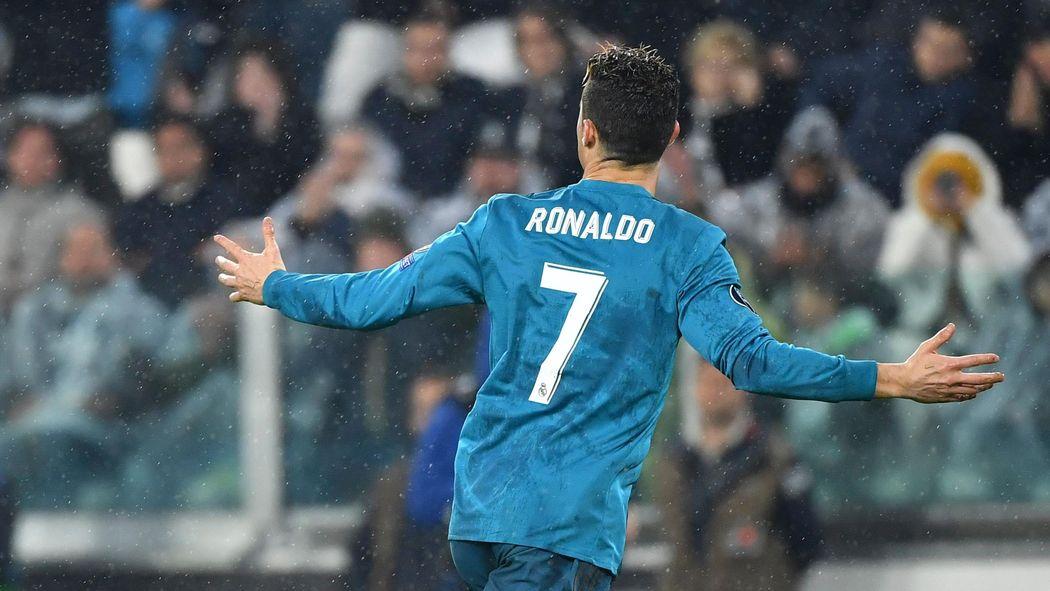 Juventus Real 0 3 Zidane C Est Pour Ca Que Ronaldo Est