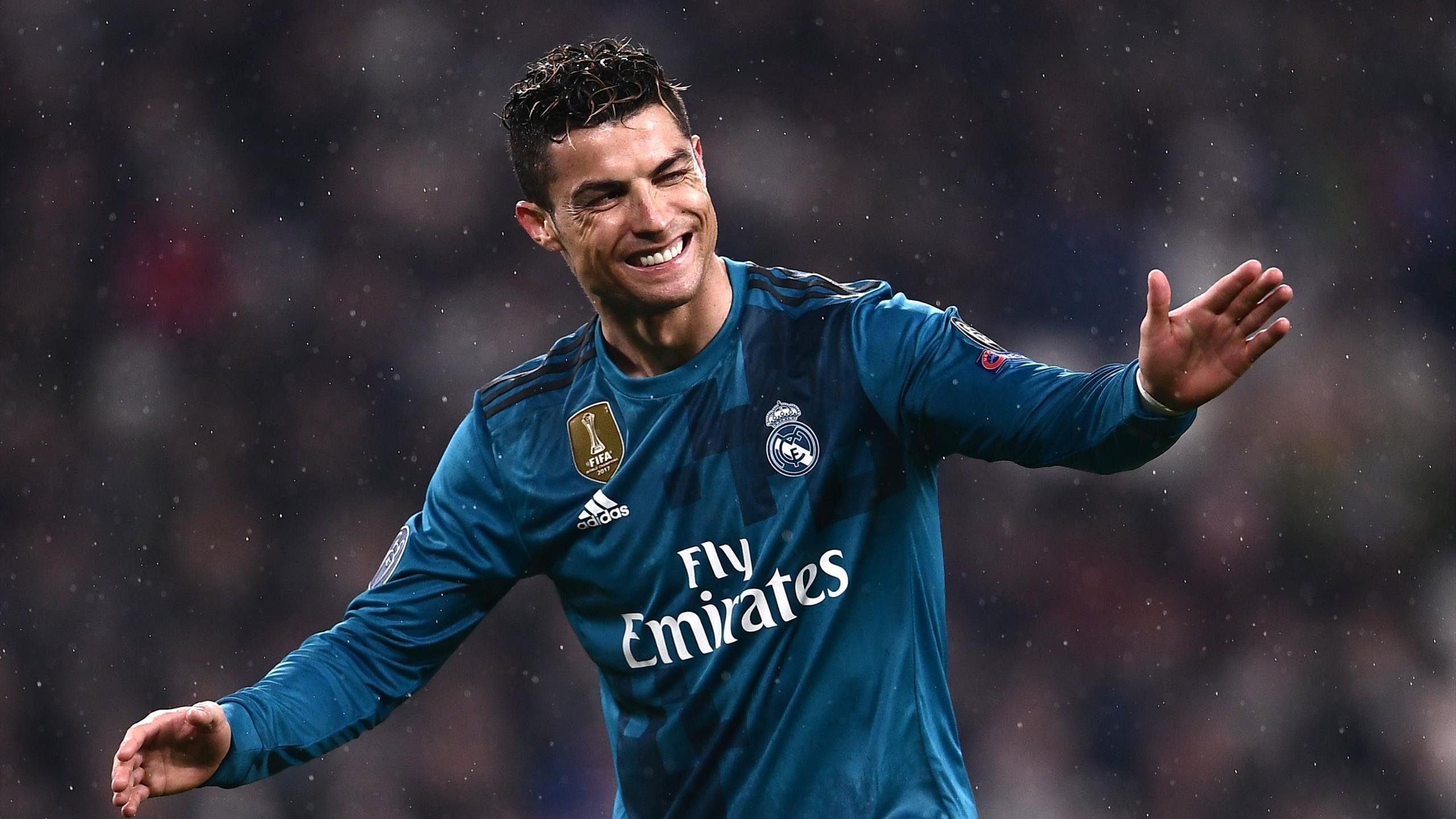 Remarkable Cristiano Ronaldo Runs The Show As Real Madrid Rout Juventus 3 0 Eurosport