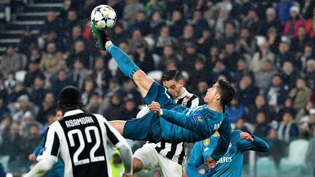 La bicyclette de Ronaldo était-elle préméditée ?