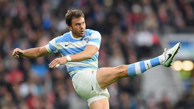 """Si ritira il """"Mago"""" Juan Martin Hernandez, il Maradona del rugby argentino"""