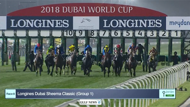 Race of the Week: Longines Dubai Sheema Classic