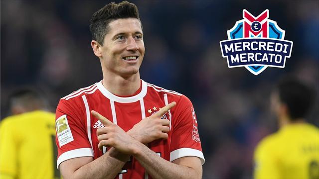 «Lewandowski ? Quand le Bayern ne veut pas vendre, il ne vend pas sauf offre insensée»
