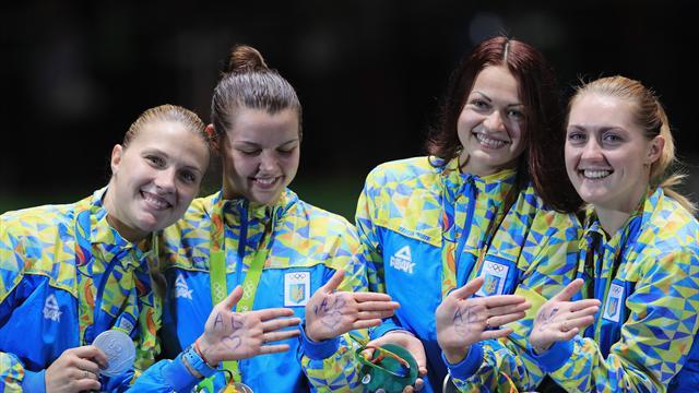 ВУкраинском государстве спортсменами года стали Ольга Харлан иАлександр Хижняк
