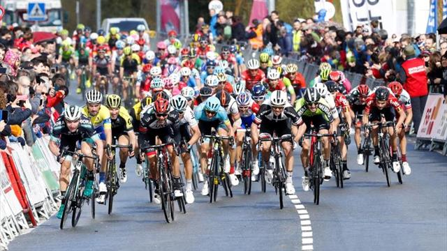 Primoz Roglic, campeón de la Vuelta al País Vasco