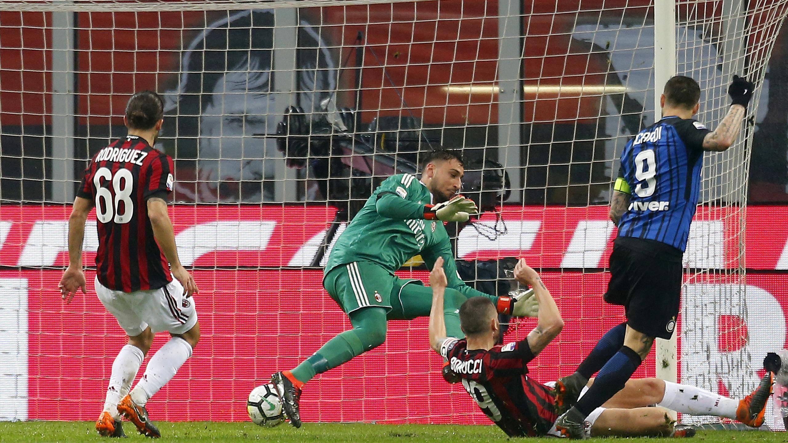 Milan Inter In Diretta Tv E Live Streaming Eurosport