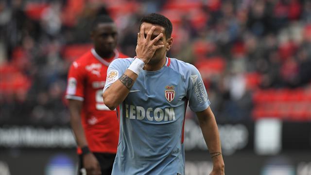Rennes contraint Monaco à céder du terrain
