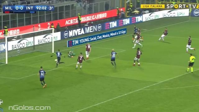 «Милан» и«Интер» сыграли вничью